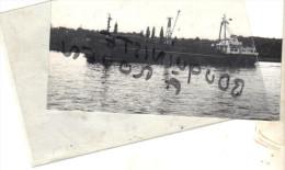 """photo bateau navire identifi� """" ESTETAL """" BAUER ET HAUSCHILDT KG 1972 AUKRA  Allemagne"""