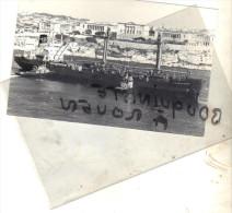 "photo bateau navire identifi� "" ELISABETH AOTH "" 1972 Flensburg  Allemagne"