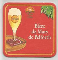 SOUS-BOCK (BEER CERVEZA BIRRA BIER) - PELFORTH DE MARS. - Beer Mats