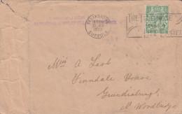 1931 GB  COVER Felixstowe SLOGAN Pmk TELEPHONE MAKES LIFE EASIER Telecom Gv Stamps - Telecom