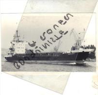 "photo bateau navire identifi� "" WIELAND "" DIETRICH TOMKE 1976 SIETAS HAMBOURG"