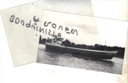 "photo bateau navire identifi� "" KALLENBERG"" ROLF BOESE ET CO RFA 1974 CAUDEBEC  ALLEMAGNE"