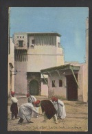 DF / ALGERIE / ALGER / LA CASBAH / LUTTE ARABE / TRES ANIMÉE - Algiers