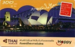 THAILAND-Thai Airline (Plastic) -02 - Thaïlande