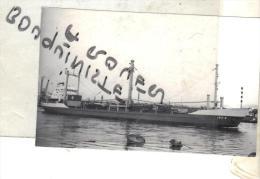 "photo bateau navire identifi� "" INO "" 1970 JANSEN LEER 1974 A CAL DE LA HAYE ALLEMAGNE"