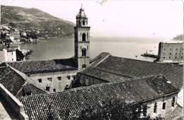 13803. Postal DUBROVNIK (Yugoslavia)  Iglesia Dominica Y Mar - Yugoslavia