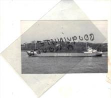 "photo bateau navire identifi� "" OSENBERG "" Klaus DIETER BROCKMEYER 1972 TITO BELGRADE AVAL DE GD COURONNE"