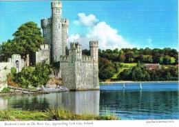 13807. Postal Blackrock Castle, On The River Lee. CORK City (Ireland) Eire - Cork