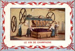 CHAMPAGNE - CHROMO - Chromos
