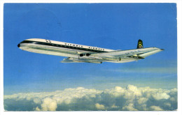 GREECE - Comet De Havilland 4B Olympic Airways. Used - 1946-....: Moderne