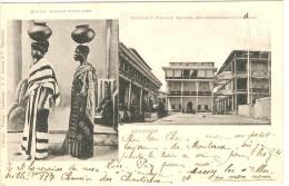 ZANZIBAR   ---  Water Women -Zanzibar   -------  Sultan´s Palace Before Bombardment-Zanzibar - Tanzanie