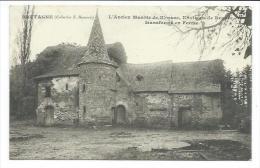 35/ ILLE Et VILAINE... L'Ancien Manoir De BLOSSAC, Environs De Rennes, Transformé En Ferme - France
