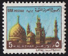 EGYPT - Scott #818 Al Azhar Mosque (*) / Used Stamp - Moscheen Und Synagogen