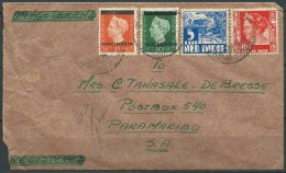 .B.15.JUL.367 .  POSTSTUK  VERSTUURD   DOOR  NEDERLANDS INDIË.    1948. - Netherlands Indies