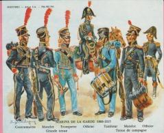 Historex - TENUES - Documentation - Marins De La Garde  (1808-1815) N° 5 - Uniform
