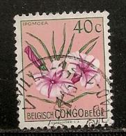 CONGO  BELGE  OBLITERE - Congo Belge