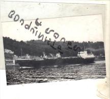 "photo bateau navire identifi� ""  MARTHA RUSS "" G E Russ et co 1966 J R Koser hamburg 1974 Gd Quevilly"
