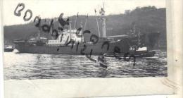 """photo bateau navire identifi� """" VICTORIA Roth """" JOSEF ROTH RFA ALLEMAGNE 1975 GD QUEVILLY 1961 HAMBOURG B ET VOSS"""