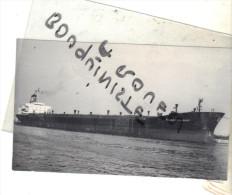 """photo bateau navire identifi� """" TANNHAUSER """" CH F AHRENKIEL CROISSET 1974"""