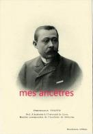 Série Nos Maîtres-professeur TESTUT Prof D'anatomie Université De Lyon - Collections