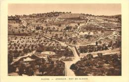 PALESTINE - Jerusalem - Mont Des Oliviers - Palestine