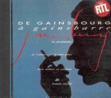 De Gainsbourg A Gainsbarre Serge Gainsbourg - Musik & Instrumente