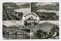 SWITZERLAND - AK 236864 Montreux - VD Vaud