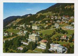 SWITZERLAND - AK 236868 Leysin - Vue Partielle De La Station - VD Waadt