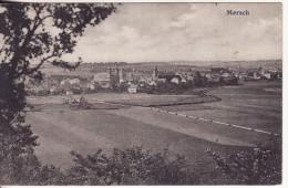 MERSCH (Grand Duché Du Luxembourg) Vue Sur La Ville -Edmond Hansen, Photographe - 2 SCANS - - Autres