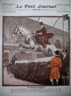 NOUVEAU MINISTERE POINCARE CONCOURS HIPPIQUE GRAND-PALAIS LE PETIT JOURNAL 1924 - Le Petit Journal