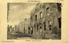 54 NOMENY Rue De Vaudémont - Nomeny