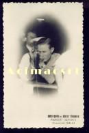 Tir à La Carabine Au Stand Fair Foire Prix Pour Le Tir De Précision Surrealisme-Rifle Shooting FÊTE FORAINE CP 1943/44 - Photographie