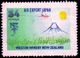 New Zealand Wine Post Export To Japan. - New Zealand
