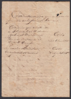 *BE457 CUBA INDEPENDENCE WAR GENERAL DE DIVISION JOSE GONZALEZ PLANAS 1899 - Autographs