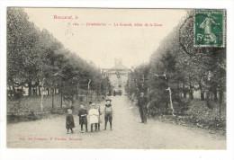 MEURTHE-ET-MOSELLE  /  BACCARAT  /  CRISTALLERIES  /  LA  GRANDE  ALLEE  DE  LA  COUR - Baccarat