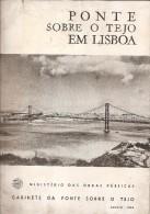 Almada - Construção Da Ponte Sobre O Tejo - Lisboa - Andere