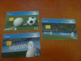 3 chip card, football