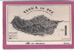 TERRA DO SOL .- ILHA DA MADEIRA - Madeira