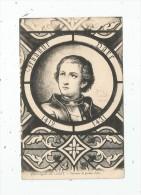 Cp , 45 , Basilique De CLERY , Verrière De JEANNE D'ARC , Vierge , Art - France