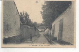 4. Artres, La Rue D'el Dame - France