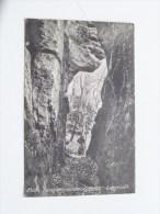 Petite Suisse Luxembourgeoise LABYRINTH ( J M Bellwald N° 526 ) Anno 1922 ( Zie Foto´s Voor Details ) !! - Muellerthal
