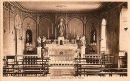 - Istituto Del Sacro Cuore - VILLA SANTA MARIA DEL FIORE - Cappella Delle Figlie Di Maria - Scan Verso - - Iglesias