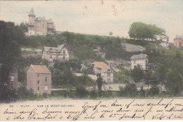 Tilff - Sur Le Mont-Bonhey (colorisée, Précurseur) - Esneux