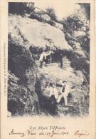 Les Alpes Tilffoises (animée, Publications Artistiques A H, Précurseur) - Esneux