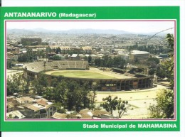 "ESTADIO - STADIUM - STADE - STADIO - STADION.- "" MAHAMASINA "" .- ANTANANARIVO.- ( MADAGASCAR ) - Fútbol"