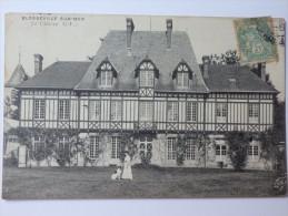 Blosseville-sur-Mer, Le Château G.F. - France