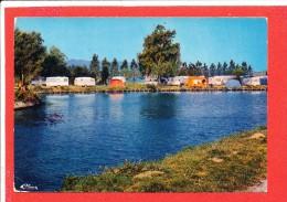 59 WATTEN EPERLECQUES Cp Camping Du Ranch Kart  Edit Combier - France