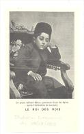 Photo Du Jeune Admed Mirza Chah De Perse ( Iran)  - Détails, Voir Descriptif (sf105) - Vieux Papiers