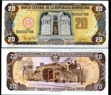 Dominicana 20 Pesos 1998 Pick 154 UNC - Repubblica Dominicana