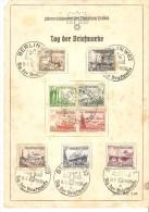 FDC 1938 - Germania